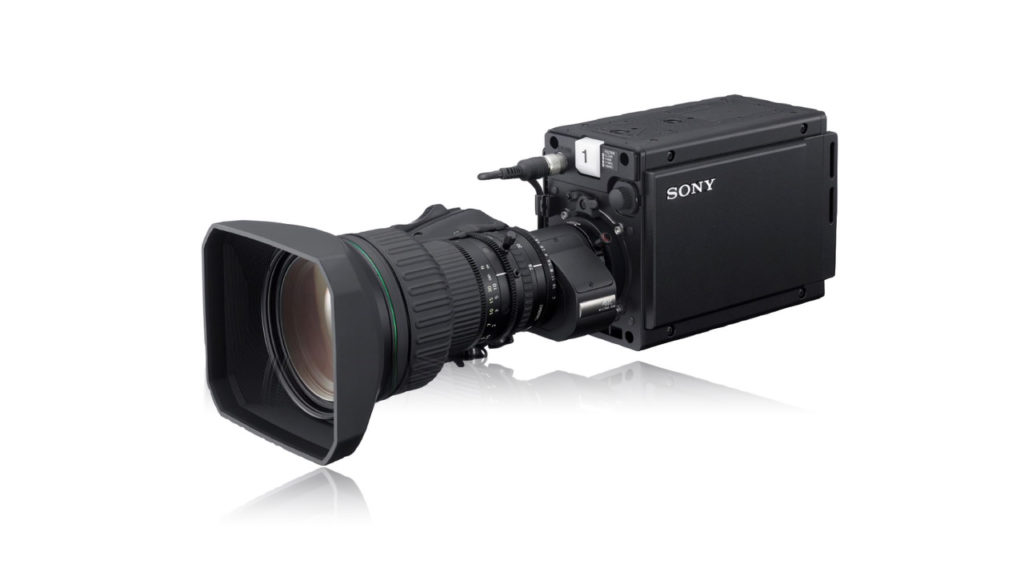 Sony HDC P31