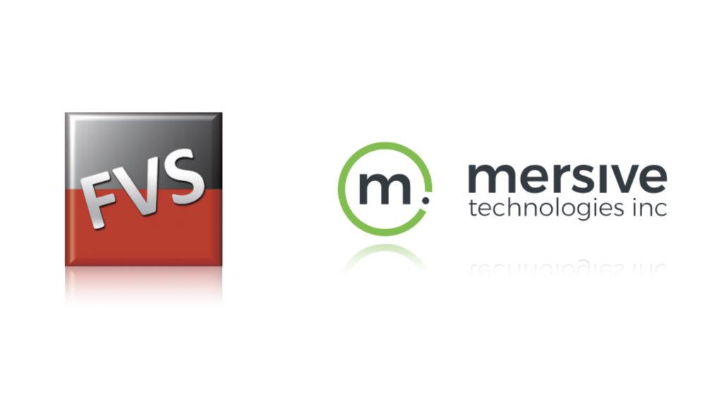 Solutions collaboratives : FVS et Mersive annoncent leur partenariat de distribution © DR