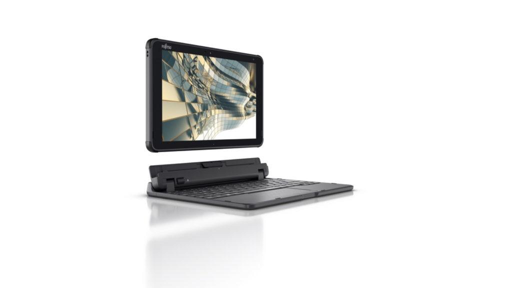 Travail mobile : Fujitsu lance STYLISTIC Q5010, nouvelle tablette ultra légère © DR