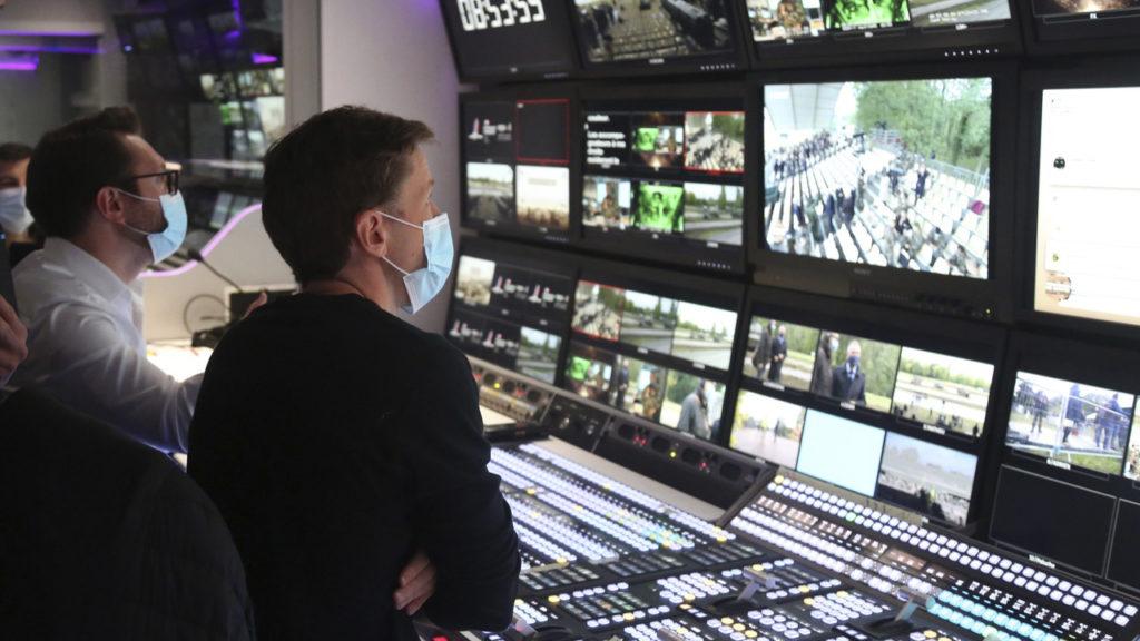 La Satis TV décryptera les nouvelles pratiques de travail... © DR