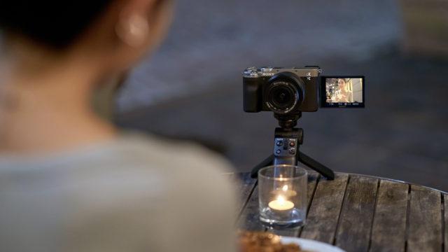 Sony propose la solution Imaging Edge Webcam © DR